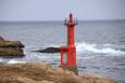 三津港島堤灯台