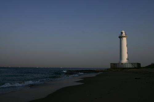 野間埼灯台
