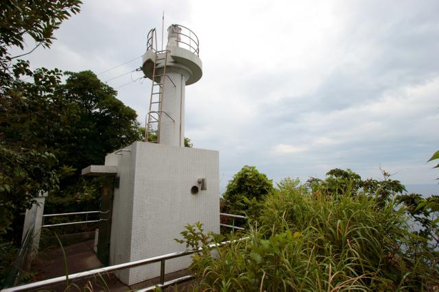 大羽尾灯台