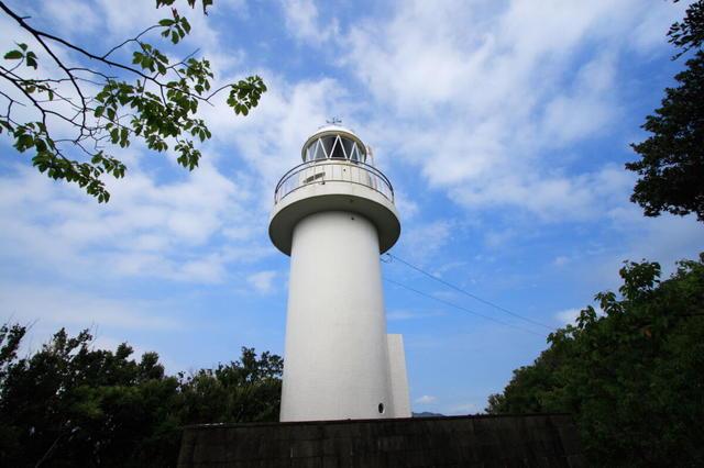 阿瀬比ノ鼻灯台