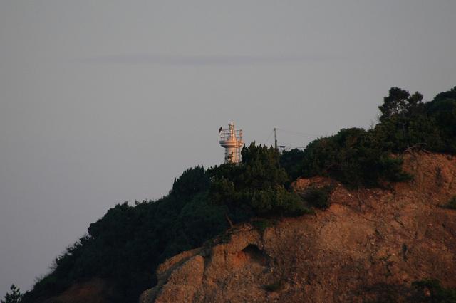 番所の埼灯台