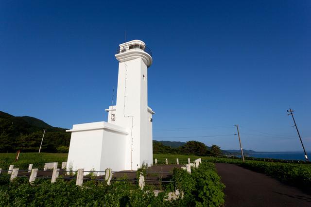 チコギ埼灯台