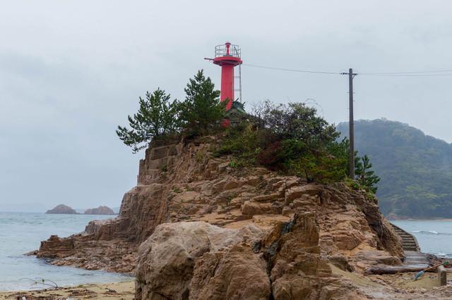 玉江港灯台