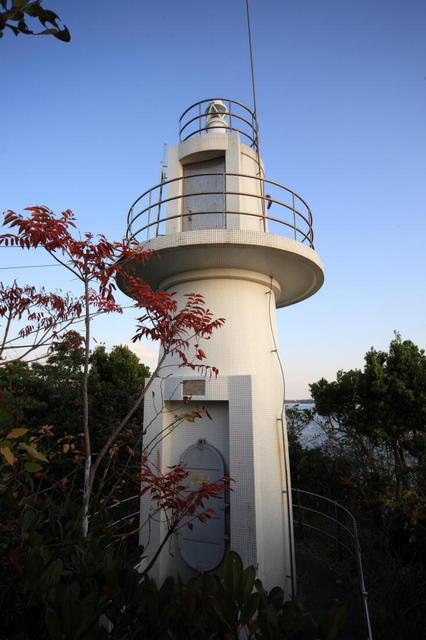 浜島港灯台