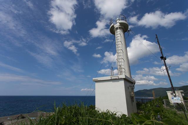 波渡埼灯台
