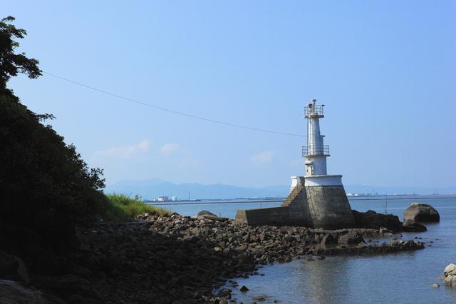 百貫港灯台