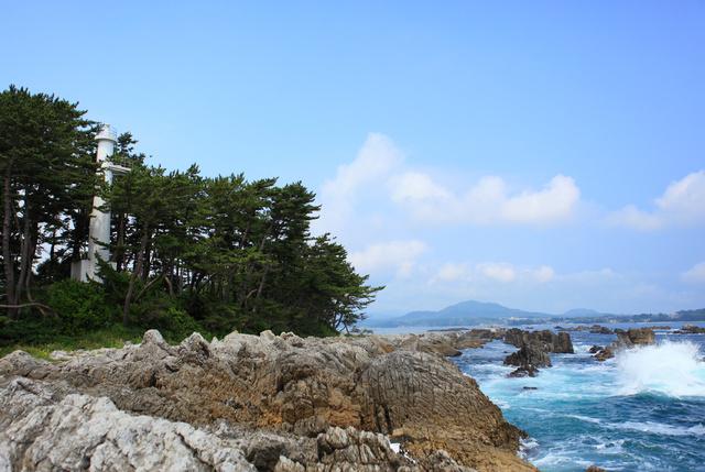 岩井埼灯台