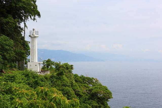 伊豆網代灯台