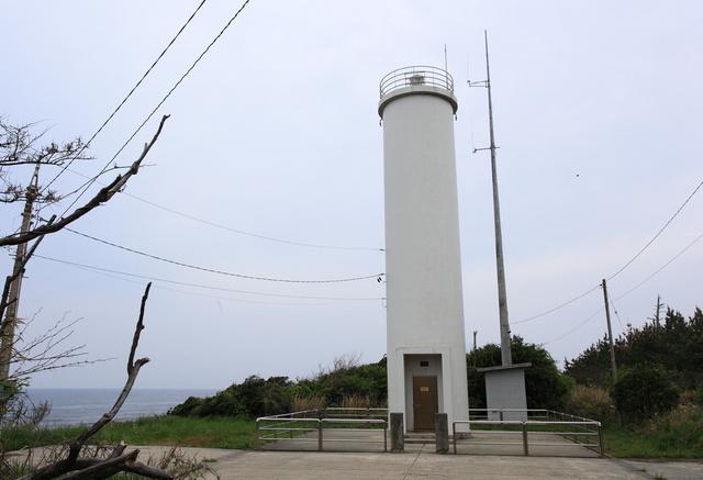 海士埼灯台