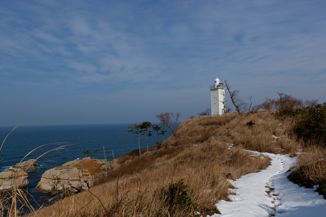 加佐岬灯台(再訪)