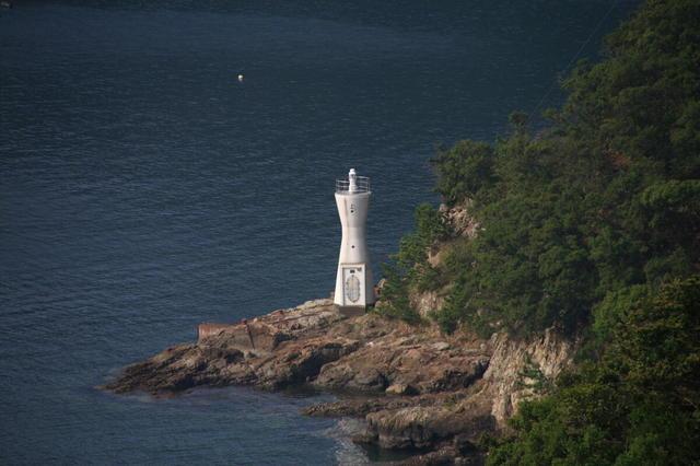 古和浦灯台