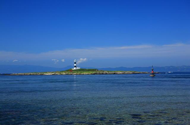 大間埼(弁天島)灯台