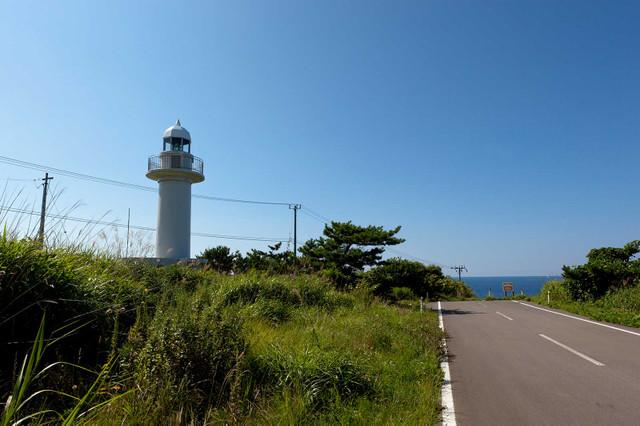 大戸瀬埼灯台