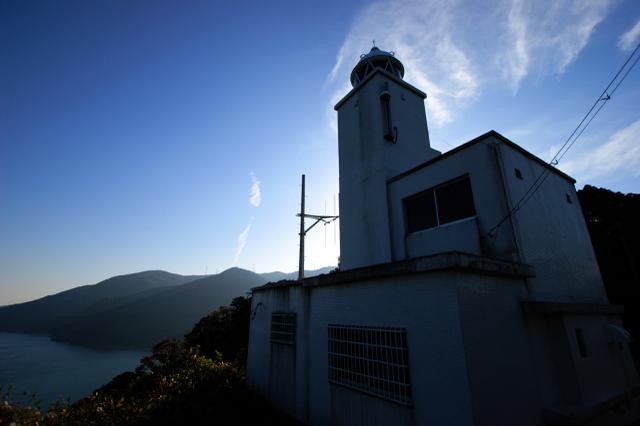 博奕岬灯台