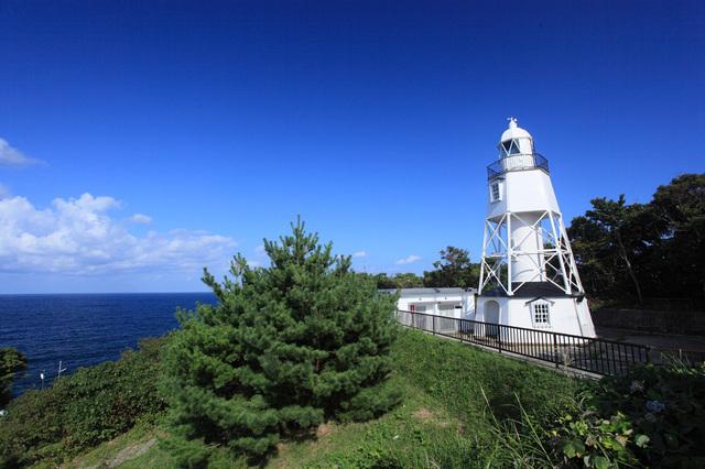 佐渡姫埼灯台