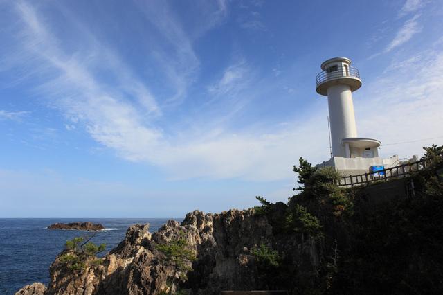 佐渡大埼灯台
