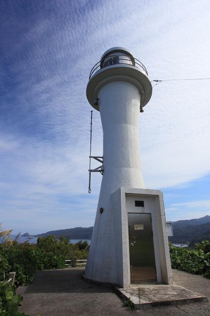 佐渡関岬灯台