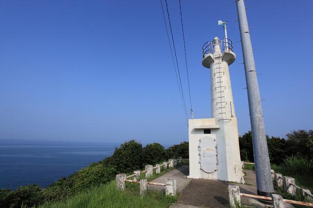 四季咲岬灯台