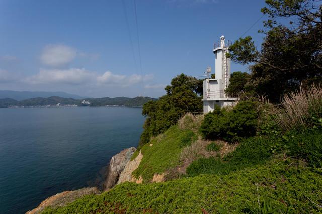 島ヶ埼灯台