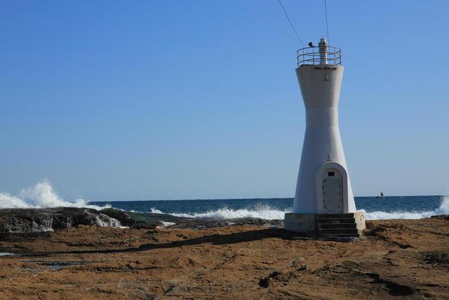 白浜港灯台