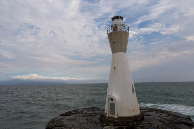 田子の浦西防波堤灯台