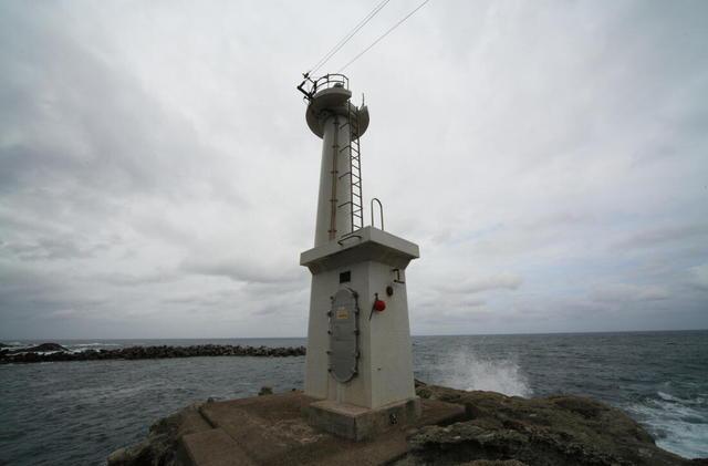 間人港灯台(たいざこう)