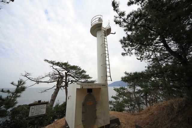 高浜城山灯台