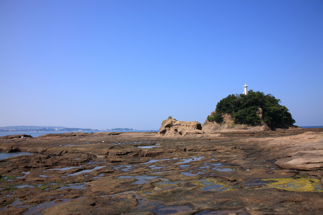 天神埼丸山灯台