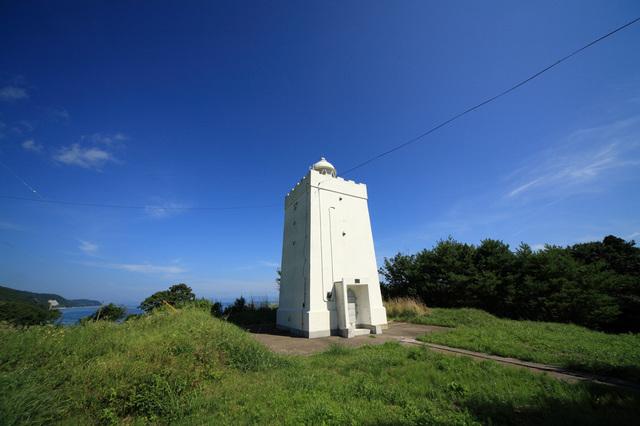 安井埼灯台